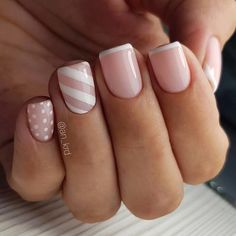 Nails gel, we adopt or not? - My Nails Manicure Nail Designs, Nail Manicure, Diy Nails, Swag Nails, Simple Acrylic Nails, Best Acrylic Nails, Simple Nails, Dream Nails, Love Nails