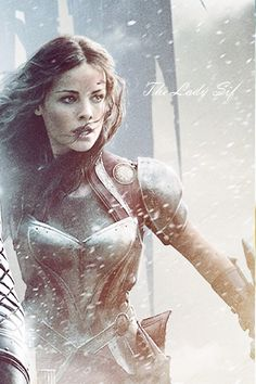 thor the dark world sif and lo - Google Search