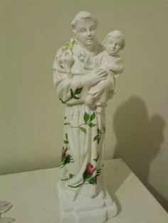 Santo Antonio ideal para presentear madrinhas solteiras.
