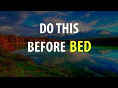 Abraham Hicks - Do This Every Night To Wake Up In The Vortex - YouTube