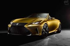 The Lexus LF-C2 Concept