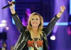 Demi We Day