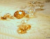 brown and gold for you...an @Etsy! Treasury by Aya Wedding