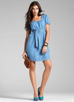 Vestido Jeans (Azul)