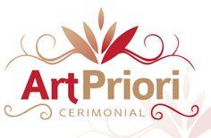 Logomarca para Cerimonial - Artpriori #cerimonial #logotipos #logos #logotipo #inspiration #logosfacil
