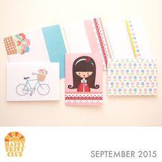 Printable greeting cards on HappyPrintClub.com HPC-2015-september