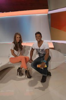 Daniel trägt Sendra Boots bei taff auf ProSieben ! Danke an #ProSieben für den Support.  Hier bekommt ihr die Schuhe die #Daniel #Aminati trägt : http://sendra.com/sendra/hombre/