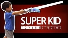 스타워즈 패러디 - 토이 리의 슈퍼키드 에피소드1 /Star Wars parody- TOYLEE'S SUPER KID EPISODE1