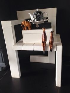 DIY - Rietveld Steltman chair from 1963