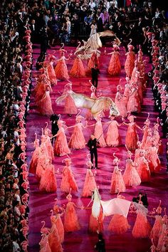 Life Ball's Star-Studded Pageantry