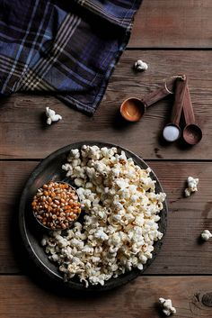 Stove Top Popcorn #iconika #design #thinking #Food #Styling