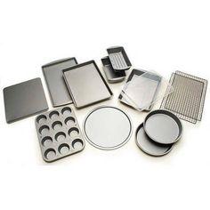 12pc Heavy-Duty Steel Bakeware Set