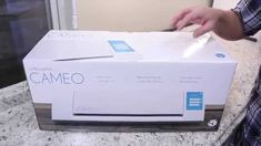 This video we take a look at the new Silhouette Cameo and how to set up the firmware update and get your free 50 designs. We take a look at what comes in the...