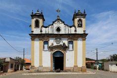 Itatiaia, distrito de Ouro Branco (MG) - Matriz de Santo Antônio de Itatiaia