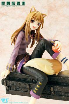 MOEKORE PLUS No.14 Spice and Wolf : Holo 1/6 Scale PVC Figure > Volks by VOLKS. $400.00. figure. anime. MOEKORE. japan. MOEKORE