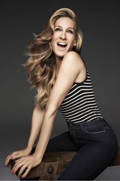 Sarah Jessica Parker Is the New Face of Jordache Jeans via @WhoWhatWear