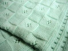 Ravelry: Project Gallery for Baby Blankets pattern by Sirdar Spinning Ltd.