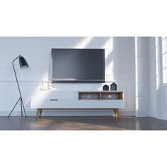 Nilsson TV Stand   Wayfair