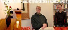 Sven Joachim Haack Kontemplation, Mystik & Wachstumskrisen