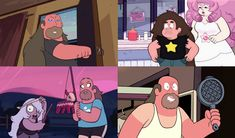 Steven Universe Theories, Greg Universe, Steven Universe Funny, Steven Univese, Lapidot, Geek Out, Magical Girl, Stupid, Anime