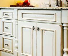 Bertch Bath Cabinets In Birch With Quebec Door Style And Dawn Stain Onyx Vanity Top