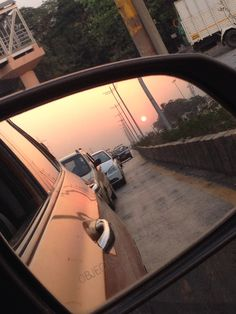 See the dawn fall right behind you, while u cruze into life.,