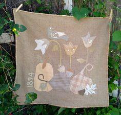 """#236 """"Autumn Morning"""" Pattern"""