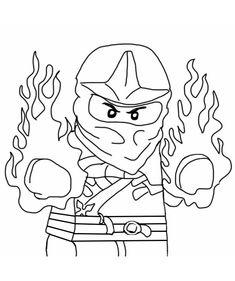 ausmalbilder ninjago zum drucken | Lego Ninjago Coloring Page ...