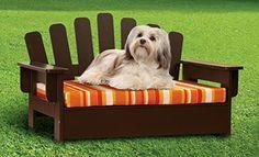 Wooden Adirondack Pet Chair With Reversible Cushion Collections Etc http://www.amazon.com/dp/B00KYFJUHK/ref=cm_sw_r_pi_dp_nflmub1NQ6HRZ