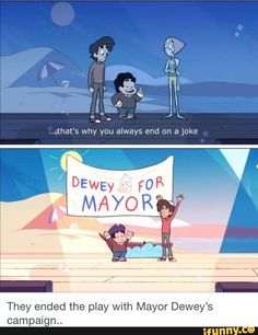 Why you gotta roast him like that, Steven?