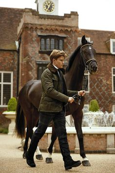 Oliver Cheshire for GQ Style Russia by Arnaldo Anaya Lucca This is my brother Finn and his horse Oliver he is 21 and Brooke is his Girlfriend - Art Of Equitation Gq Style, Preppy Style, Preppy Boys, Preppy College Style, Preppy Outfits, Oliver Cheshire, Men's Equestrian, Equestrian Outfits, Equestrian Fashion