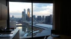 Hotel Review of a two bedroom suite at the Hilton South Wharf in Melbourne, Australia by Wilson Travel Blog Us Travel, Family Travel, Conrad Hotel, Melbourne Australia, Hotel Reviews, San Francisco Skyline, Adventure Travel, Things To Do, Around The Worlds