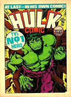 Hulk By Sal Buscema  Romita Jr.
