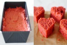 Be my valentine, lovely cake