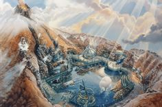 Disney Sea, Mysterious Island HD