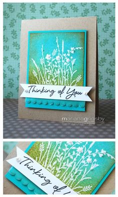 Gorgeous silhouette card! http://marianagrigsby.wordpress.com/2012/02/20/a-ha-card-thinking-of-you/#comment-7224