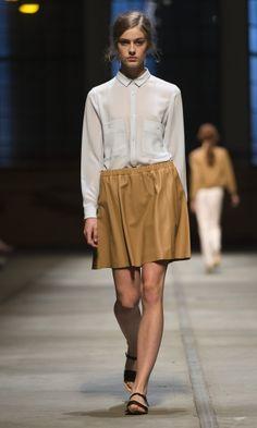 Filippa K - Leather skirt
