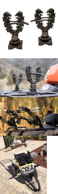 Racks 73961: Kolpin Rhino Grip Xl Rack Mount Rifle Gun Tool Bows Pole Holder Utv Atv Hunting -> BUY IT NOW ONLY: $39.78 on eBay!
