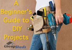 DIY projects may sound like a simple way to have that needed shed or carport, but without the right preparation, the experience can be a nightmare. Even smalle