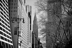 Chrysler building...