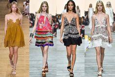 Летние сарафаны; модные тенденции 2016  #fashion #style #moda #мода #мода2016 #красота #лето #платья #женщина