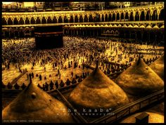 ♥ Holy Kaaba is the Most beautiful Place on earth!