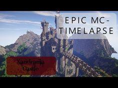 [Castle of Xandrania][Epic Minecraft Timelapse][FullHD Cinematic] - YouTube