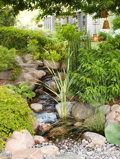 Water Feature for Your Garden Five easy water features for every garden!