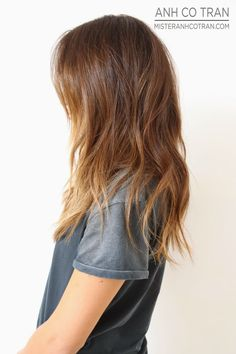 GORGEOUS SOFT UNDERCUT. Cut/Style: Anh Co Tran. Appointment inquiries please call Ramirez|Tran Salon in Beverly Hills: 310.724.8167