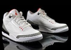 91be651884d814 Air Jordan III (3) Retro –  White Cement
