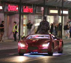 Joker S Car Vaydor Nissan Infiniti Coupe Vaydor Exotics