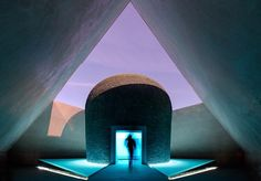 James Turrell: Within, Without at National Gallery Australia