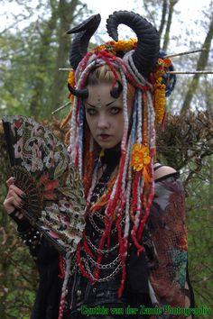 Elfia 2015  Model: Psychara