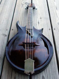 Magnus Geijer mandolin